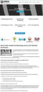 Zebra Bookkeeping Adelaide
